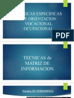 17-Tecnicas Especificas Informacion y Decision. Ovopptx