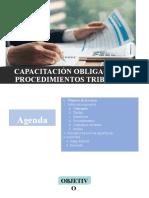 Capacitacion Obligaciones y Procedimientos Tributarios