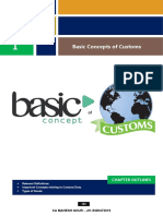 Basics Customs Act 1962-CA Final Nov19-CA Mahesh Gour