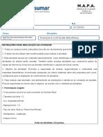 MAPA Finanças Danilo