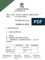 ROTEIRO -  AULA 4 - FUNDAMENTOS DA PENA (1)