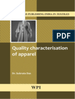 [2010] Quality Characterisation of Apparel