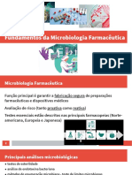3. Fundamentos Da Microbiologia Farmacêutica