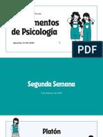 Fundamentos de Psicología- Apuntes