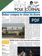 The Suffolk Journal 2/23/2011
