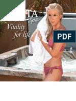 Vita Spas Product Guide