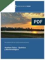 Analisis Fisico Quimico y Bacteriologico