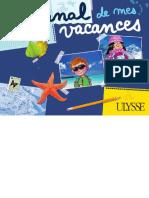 1biet p Berger m Journal de Mes Vacances