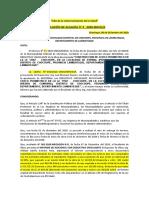 RESOLUCION DE ADICIOANL - DEDUCTIVO VINCULANTE