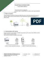 Growatt export limitation guide