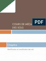 Chapitre 2- identification et classification des sols