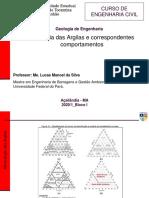 05_ Mineralogia das Argilas