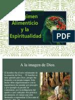 El Régimen Alimenticio y La Espiritualidad