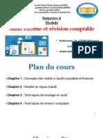 Audit externe et RC - C3 (Partie 1)