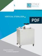 Vertical Sterilizer