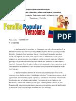 Familia Popular Venezolana
