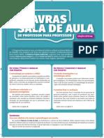 Projetos integradores - Ensino Médio (Linguagens) - Metodologia