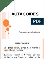 141028128 Autacoides y Antihistaminicos UVM