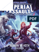 Imperial Assault - Return to Hoth Campaign Guide