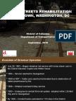 O&P Streets Rehabilitation