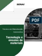 Tecnologia e Ensaio de Materiais