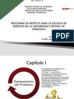 torres UCV PRESENTACION PROYECTOBioéticaTorres