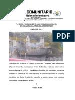 EL COMUNITARIO No. 10 - BOLETIN INFORMATIVO DE LA LOCALIDAD DE SUBA