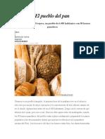 El pueblo del pan
