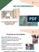 BRIGADAS DE EMERGENCIA - EVACUACIÓN