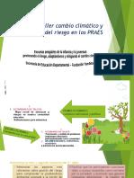 2taller- Cambio Climatico y Gestion Del Riesgo en Los Praes