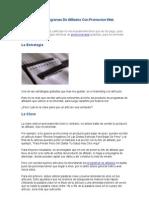 ¿Cómo_Vender_Programas_De_Afiliados_Con_Promocion_Web_Gratuita?