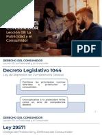 Diapositiva 09 La publicidad y el consumidor