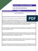 Trilha Direito Administrativo - Agente PF-convertido