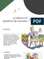 Unidad 2.1_La oferta y el equilibrio de mercado