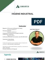 3. Asistente de Seguridad Industrial - CORFOPYM