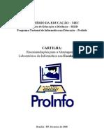 Laboratórios de Informática  ProInfo Rural