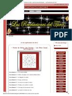 - Forma de Echar las Cartas - Las Doce Casas Astrologicas - - Las Revelaciones del Tarot