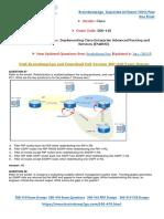 [2021-January-New]Braindump2go 300-410 PDF Dumps and 300-410 VCE Dumps(87-98)