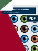 Augengesundheit und Diabetes