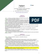 Regulament UCE HG 766-1997