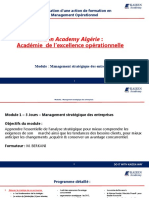 Kaizen Academy Algérie 6s