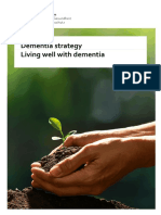 Dementia Strategy Living Well With Dementia