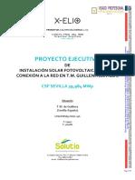 Parque Solar Fotovoltaico Guillena