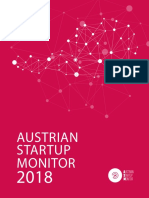 Austrian StartUp Monitor2018