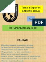 CALIDAD TOTAL diapositivas