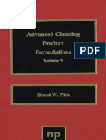 ADVANCED+CLEANING+PRODUCT+FORMULATIONS+VOLUME5