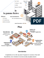 Expo GP GAMME FICTIVE