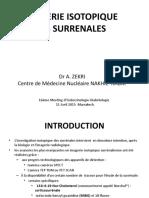 irm IMAGERIE ISOTOPIQUE DES SURRENALES