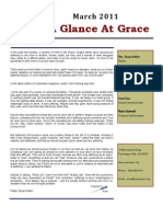 A Glance At Grace March 2011