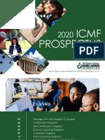 Icmf Prospectus